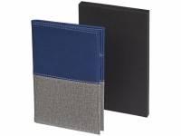 Обложка для паспорта «Heathered», синий
