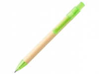 Шариковая ручка Safi из бумаги вторичной переработки, зеленый