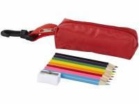 Набор карандашей 8 единиц, красный