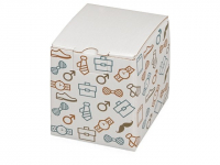 Коробка «Camo», белый