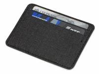 Чехол для карточек «Consul», темно-серый