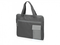 """Конференц сумка """"Session"""", серый/светло-серый"""