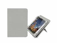 """Универсальный чехол 3204 для планшетов 8"""", серый"""