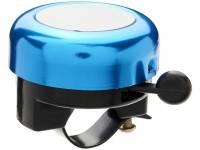 Алюминиевый велосипедный звонок Tringtring, process blue