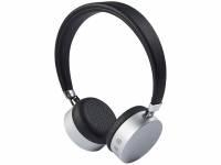 Металлические наушники Millennial с Bluetooth®, серебристый/черный