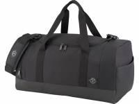 """Спортивная сумка Peak 21,5"""" из переработанных материалов, черный"""