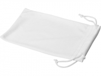 Чехол из микрофибры Clean для солнцезащитных очков, белый