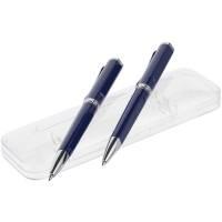 Набор Phase: ручка и карандаш, синий