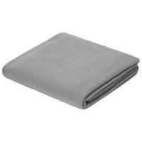 Флисовый плед Warm&Peace XL, серый