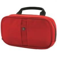 Несессер Overnight Essentials Kit, красный