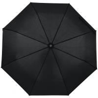 Зонт складной Monsoon, черный