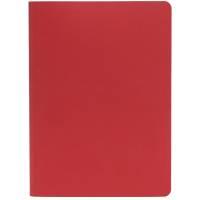 Ежедневник Flex Shall, датированный, красный