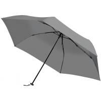 Зонт складной Luft Trek, серый