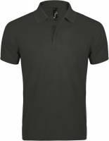 Рубашка поло мужская Prime Men 200 темно-серая