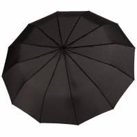 Зонт складной Fiber Magic Major, черный