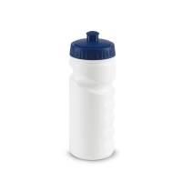 Бутылка для велосипеда Lowry, белая с синим