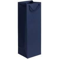 Пакет под бутылку Vindemia, синий