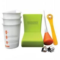 Набор инструментов для украшения мороженого Quick Pop Tools