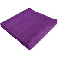 Полотенце Soft Me Large, фиолетовое