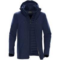 Куртка-трансформер мужская Matrix, темно-синяя