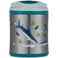 Термос для еды детский Food Jar Sharks