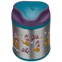 Термос для еды детский Food Jar Mermaids