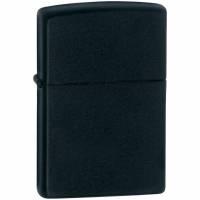 Зажигалка Zippo Classic Matte, матовая черная