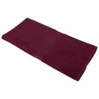 Полотенце Soft Me Medium, гранатово-красное