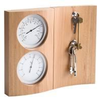 Набор Stream: метеостанция и держатель для ключей