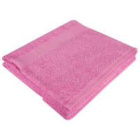 Полотенце махровое Soft Me Large, розовое