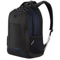 Рюкзак для ноутбука Swissgear, черный с синим