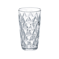 Стакан Crystal, большой, прозрачный