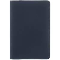 Обложка для паспорта Alaska, синяя