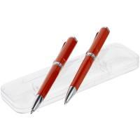Набор Phase: ручка и карандаш, красный