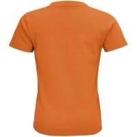 Футболка детская Pioneer Kids, оранжевая
