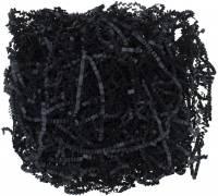 Бумажный наполнитель «Блеск», темно-серый