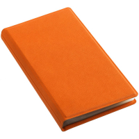 Визитница настольная Devon, оранжевая