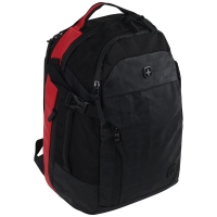 Рюкзак Swissgear Weekend, черный с красным