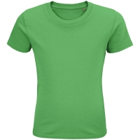 Футболка детская Pioneer Kids, ярко-зеленая