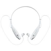 Bluetooth наушники stereoBand, белые