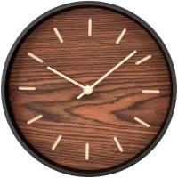 Часы настенные Echo, палисандр