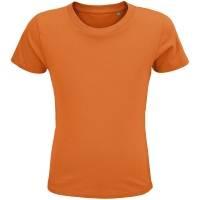 Футболка детская Crusader Kids, оранжевая