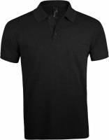 Рубашка поло мужская Prime Men 200 черная