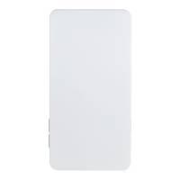 Беспроводная колонка Pocket Speaker, белая, c кабелем 2-в-1
