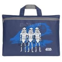 Сумка-папка Stormtroopers, темно-синяя