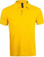 Рубашка поло мужская Prime Men 200 желтая