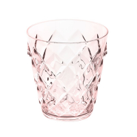 Стакан Crystal, малый, розовый