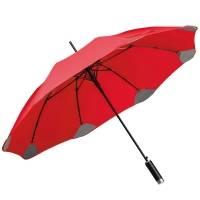 Зонт-трость Pulla, красный
