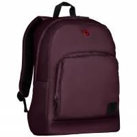 Рюкзак Crango, фиолетовый (сливовый)