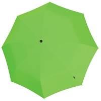 Складной зонт U.090, зеленое яблоко
